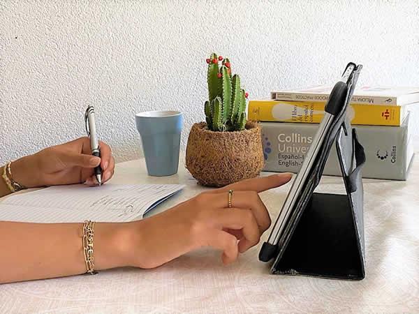 Online Spanish register here