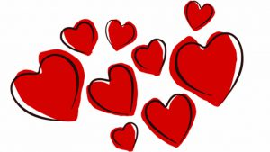 Spanish Vocabulary Valentines day