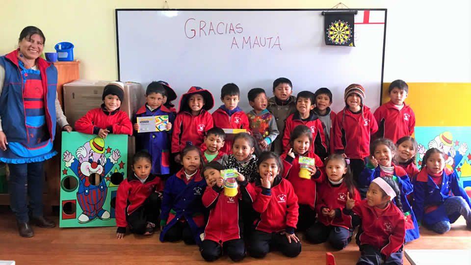 Niños Peru Spanish Online