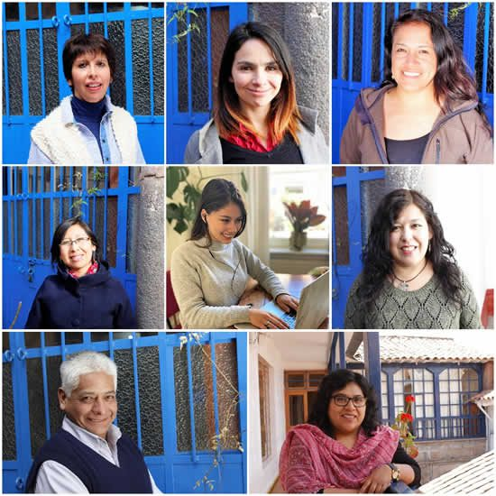 Spanish Online the teachers